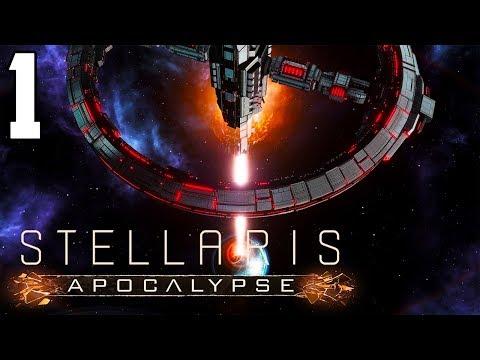 INTO THE VAST UNKNOWN | Stellaris 2.0 Apocalypse Gameplay Let's Play #1