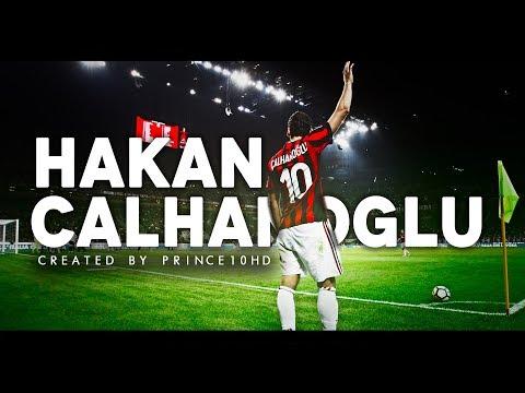 Hakan Calhanoglu - AC Milan - Passing, Dribbling Skills, Tackles, Goals & Assists - 2018 HD