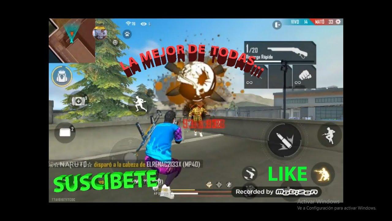 juego con escopeta y miren lo que pasa al finalM1887  entrenamiento ^^TheSanchez19^^
