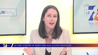 Des rendez-vous cinéma pour les plus jeunes sur Saint-Quentin-en-Yvelines