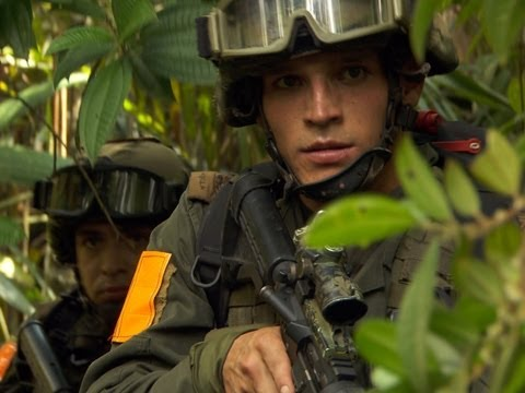 """Taking down Colombia's """"super cartel"""""""