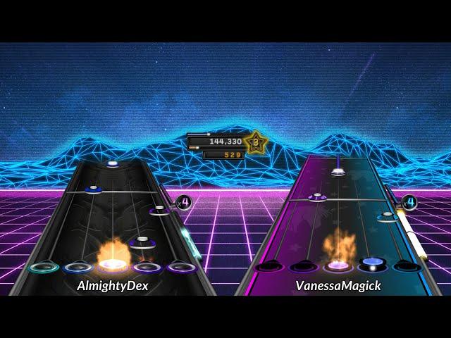 Clone Hero - On the Run feat.  AlmightyDex
