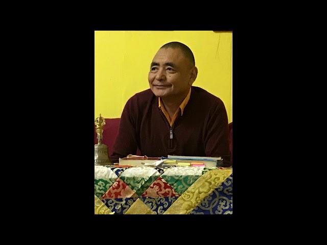 Dedicación al Lama