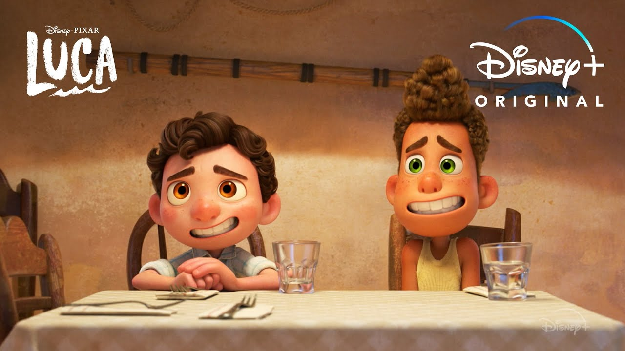 Disney and Pixar's Luca | Streaming Friday | Disney+ - This summer, you're invited to Portorosso. Disney and Pixar's Luca is streaming Friday on Disney+.