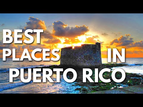 10 Best Travel Destinations in Puerto Rico