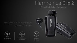 Portronics Launched Harmonics clip 2 Bluetooth 4.1 headphone- speciation_prise_ect_HD