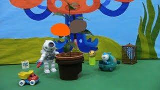 #Октонавты выращиваем слаймов. Волшебный #Боб. Pik Pok #Мультфильмы #Октонавты