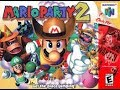 Mario Party 2 Nintendo 64 | Space Land Board Gameplay