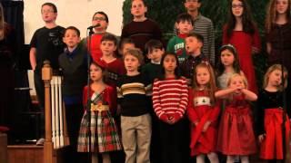 South Mills Church of Christ Children's Christmas Program Dec 14, 2014