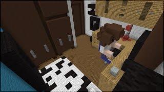 Minecraft: CONSTRUINDO MEU QUARTO! (GIGANTE)