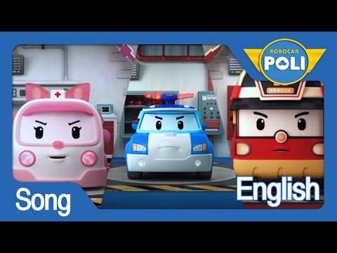 Robocar Poli | English Theme Song
