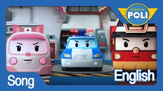 Robocar Poli | English Theme Song(Robocar Poli Theme song lyrics Here we go! Ready, set... Have you met Robocar Poli? Always there Any-where He's here to help you and me. With his dream ..., 2014-04-30T00:54:22.000Z)