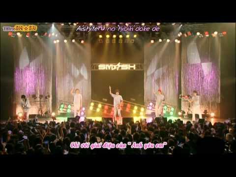[THTforSMASH] SMASH Live SMASH UP in Shibuya-AX - Ainouta & Cherry (Vietsub + Kara)