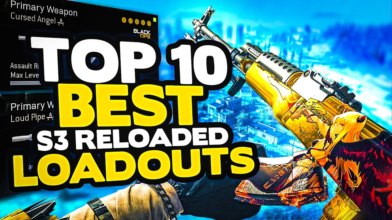 Download Warzone Top 10 BEST LOADOUTS after HUGE Weapon Changes (Season 3 Reloaded, Best Class Setup)