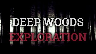 8 Scary Deep Woods Exploration Stories (Vol. 15)