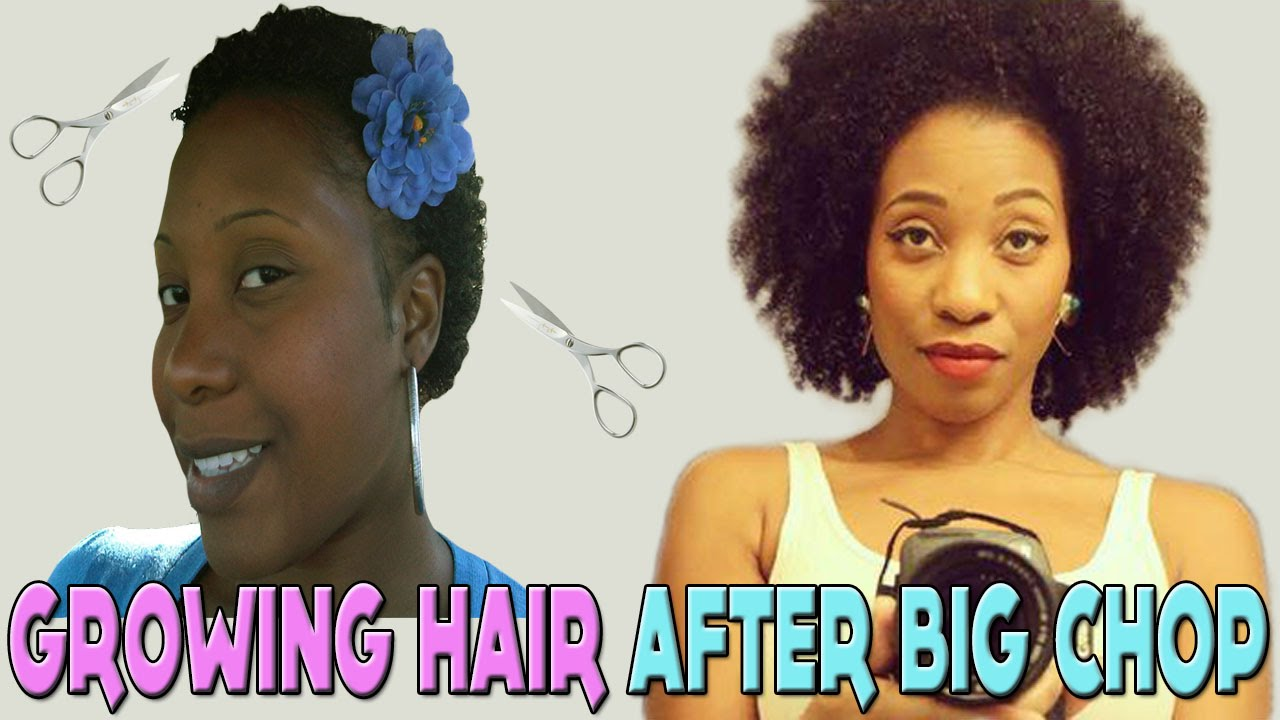 growing natural hair fast
