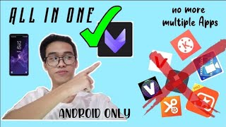 BEST FREE MOBILE VIDEO EDITOR FOR VLOGGING || NO WATERMARK