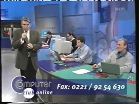 2000 WDR COMPUTERCLUB ONLINE - Wahl des Board Of Directors des ICANN