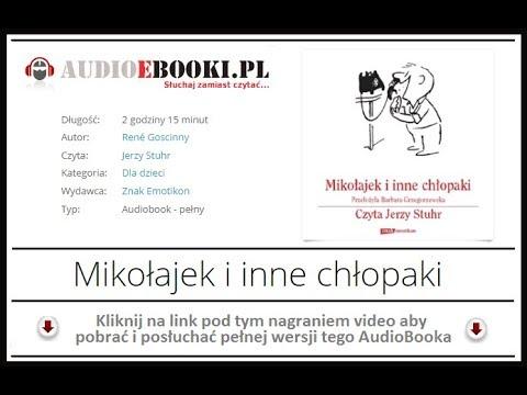 Mikołajek I Inne Chłopaki Książka Audio Mp3 Do Słuchania René