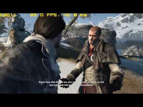 Assassins Creed Rogue  - Intel G3240 3.1Ghz - Intel Hd graphics |