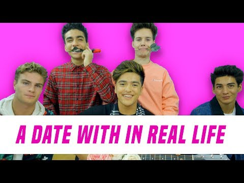 Go On a Date With In Real Life, IRL