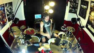 Until The Day I Die - Drum Cover - Story Of The Year