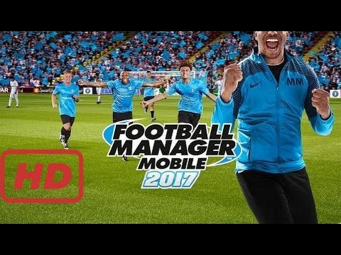FOOTBALL MANAGER MOBILE 2017 Android / iOS Gameplay | Pre Season  #DOL