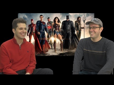 Justice League (2017) movie review