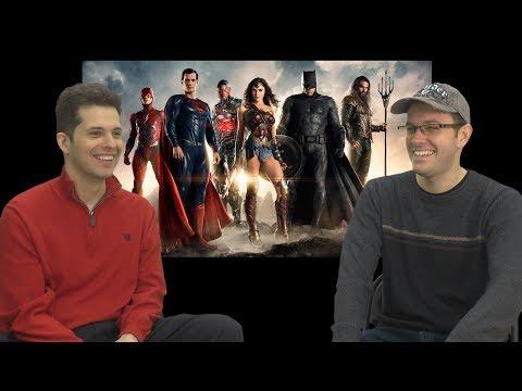 Justice League (2017) movie review