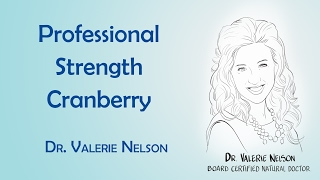 Professional Strength Cranberry
