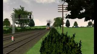 Class 56 on Microsoft Train Sim 56131