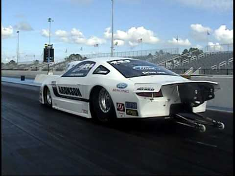 Ford West Palm Beach >> 2010 Ford Racing Pro Stock Mustang - YouTube