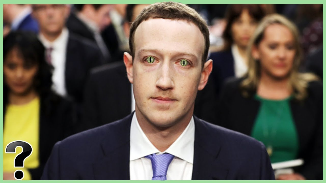 Is Mark Zuckerberg A Lizard?