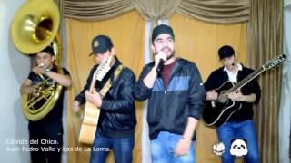 Juan Pedro Valle Y Los De La Loma - Popurri Corridos (Ensayos)