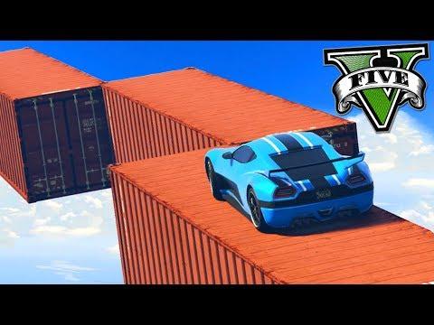 GTA V Online - PARKOUR DIVERTIDO DE CYCLONE !!!