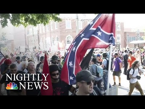 The Battle Over Free Speech Rages On | NBC Nightly News