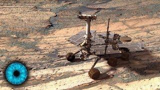 """Nach Staubsturm: Bleibt Mars-Rover """"Opportunity"""" für immer stumm?  - Clixoom Science & Fiction"""