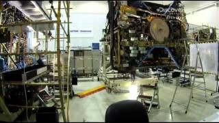 как делают спутники связи