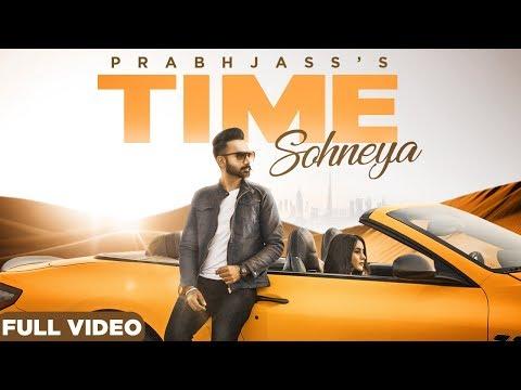 time-sohneya-(official-video)-prabh-jass-ft.-nikki-kaur-|-kabira-records-|-new-punjabi-song-2019