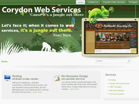 Web Design Corydon IN Custom Website Design Southern Indiana