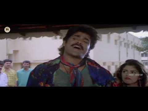 Nagarjuna, Nagma, Meena & Vanisri Superhit FULL HD Blockbuster Mass Action/Drama    Home Theatre