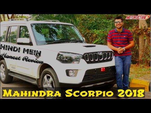 New Mahindra Scorpio 2018 Detailed Review in Hindi | MotorOctane