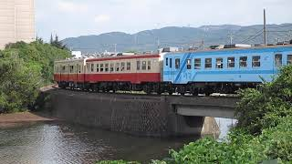 水島臨海鉄道 2019 鉄道の日 記念 フェスタ キハ 東水島 港東線 入線 2便 2019/10/27