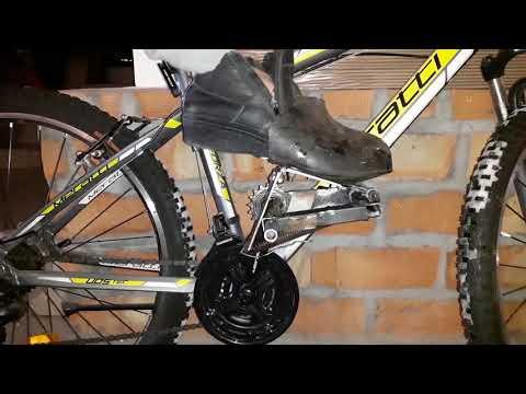 Повышение КПД велосипеда 2
