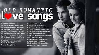 Best Beautiful English Love Songs New Collection - Old Romantic Love Songs 70s 80s 90s Playlist