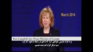 Kim Campbell: Iran is now governed by a regime of institutionalized misogyny