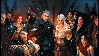 The Witcher - 10th Anniversary Special Thanks from Geralt