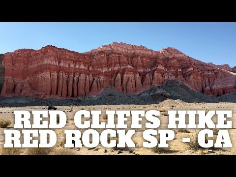 red rock state park ca