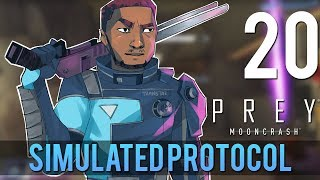 [20] Simulated Protocol (Let's Play Prey: Mooncrash w/ GaLm)