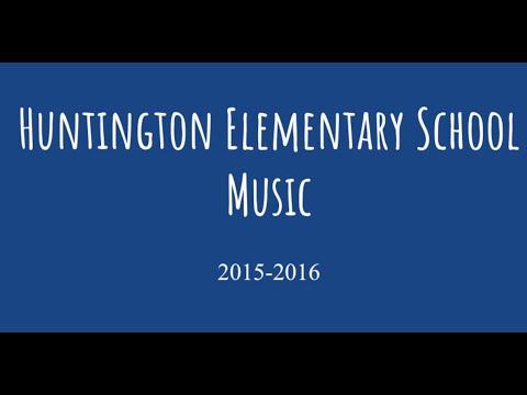 Huntington Elementary School Music :: 2015-16
